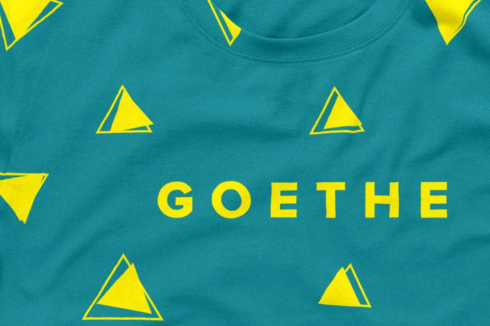Goethe Institut Merchandise